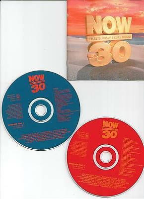 Now That's What I Call Music! 30    2 x CDs Compilation 1995