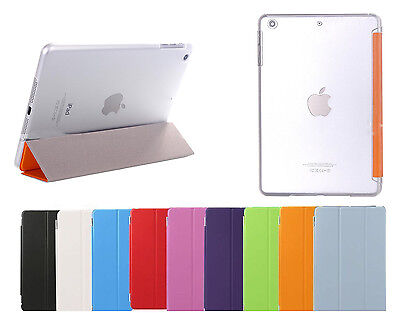 Smart Cover Custodia Per Apple Ipad Mini 1 2 3 Slim Case Pieghevole Stand Back