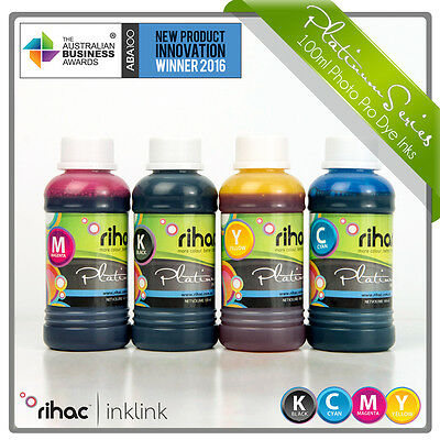 RIHAC Refill ink for InkLink CISS suits Brother LC37 LC47 LC57 cartridge CIS
