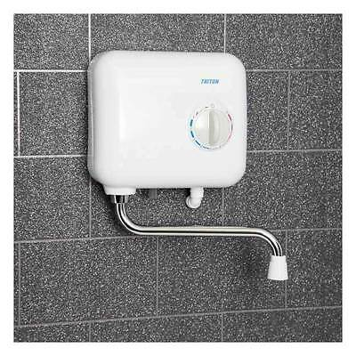 Triton T30i 3Kw 240V HandWash Heater Unit White Over Sink Electric T3A3034l