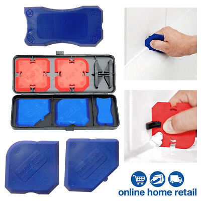 Cramer Fugi 5 Piece Grouting & Silicone Profiling & Applicator Tool Kit