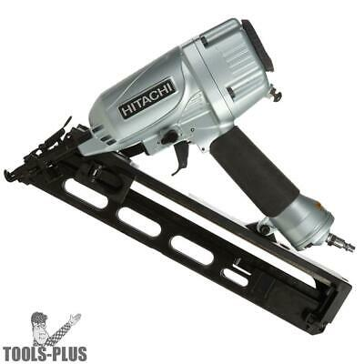 15 Gauge Angled Finish Nailer Hitachi NT65MA4 New