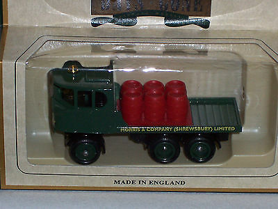 1pc LLEDO DAYS GONE DG98- 0A 1934 SENTINEL 6 WHEEL FLATBED STEAM WAGON