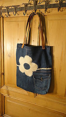 Antique European Grain Sack,Tote Bag, Book Bag,Ipad Bag,Purse.#6460