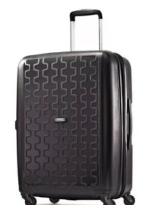"American Tourister Duralite 360 20"" Hardside Spinner Hardside Luggage NEW"