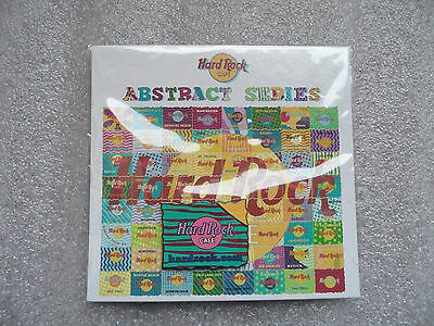 Hard Rock Cafe Online Sale 2002 - Abstract Puzzle Series Pin on Card
