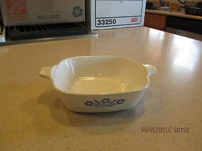 Corning Ware Petite Pan Cornflower Blue  1 3/4 Cup P-41 No Lid