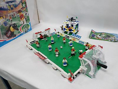 Lego Soccer Championship Challenge II (3420)&(3403)100% complete..just like 3409