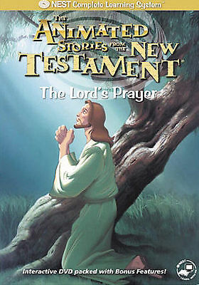 Animated Stories from the New Testament - The Lord's Prayer (DVD, 2008)