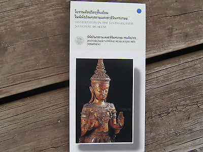 Buddhist Post Cards, Masterpieces in the Janthargasem National Museum