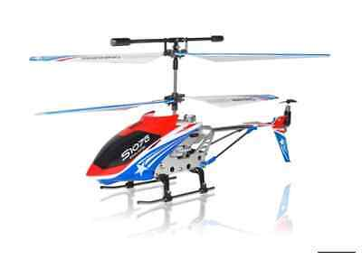 New Syma S107G S3 Channel Infrared RC Mini Helicopter w/Gyro, Metal Series USA