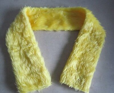 Horse Girth cover for saddle AUSTRALIAN MADE  gentle Protection YELLOW