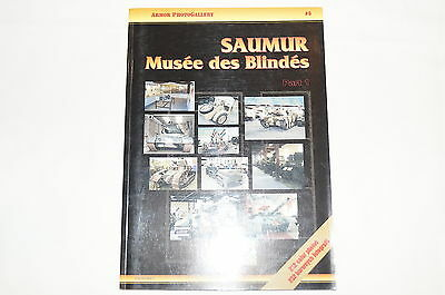 Saumur Musee Des Blindes Tank Part 1 Reference Book