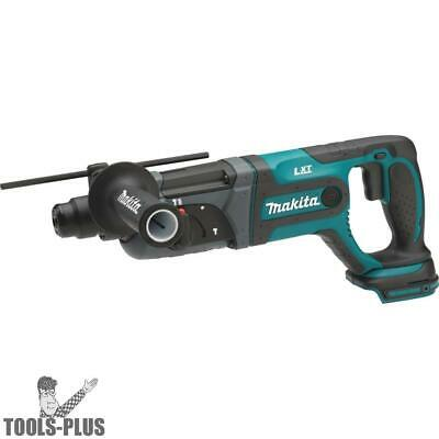 "Makita XAG 7/8"" 18 V LXT Lithium-Ion SDS Rotary Hammer (Tool Only) XRH04Z New"