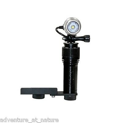 Intova Waterproof Compact Dive Action Video Light For Scuba Diving