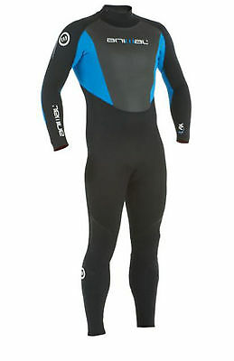 Mens Animal AX 5mm Neoprene Full Winter Wetsuit Surf Sail Paddle Dive Size Small