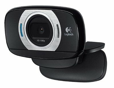 New Logitech C615 HD Webcam with built in mic 1080p 8 MP 960-000733