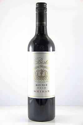 Bests Bin No 0 Shiraz 2010 Red Wine, Great Western