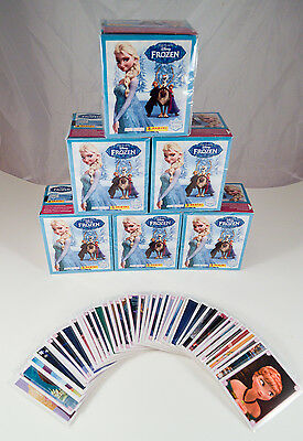 Panini Disney Frozen ENCHANTED MOMENTS stickers x 12 Perfect for starting Album
