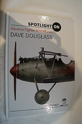 WW1 Imperial German Albatros Fighter Aircraft Reference Book