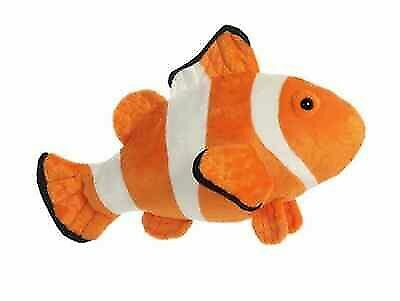 26 Inch Super Flopsie Clown Fish Plush Stuffed Animal by Aurora