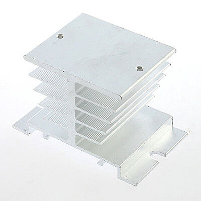 New Aluminum Heat Sink For Solid State Relay SSR Small Type Heat Dissipation KN