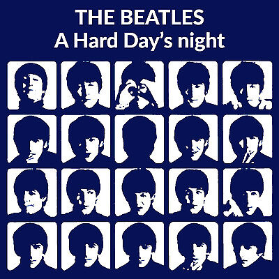 CD The Beatles : A Hard Day's Night (Stereo & Mono Version) / IMPORT