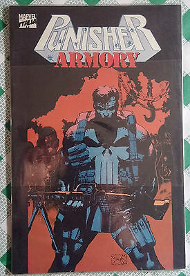 THE PUNISHER armory