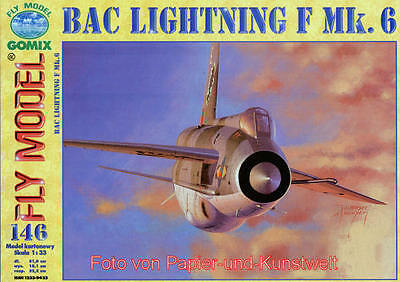 "FLY Model 146 - BAC ""Lightning F Mk. 6 - 1:33"