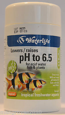 Waterlife Buffer pH to 6.5 for tropical freshwater aquaria