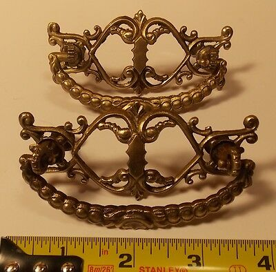One Antique Original Vintage pull (two available)