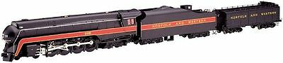 HO Spectrum 4-8-4 Class J Freight Version Steam Locomotive 82105 w/ Dog House