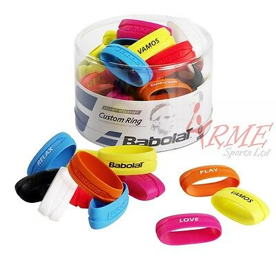 Babolat Custom Ring ( x 60 Assorted Colours)