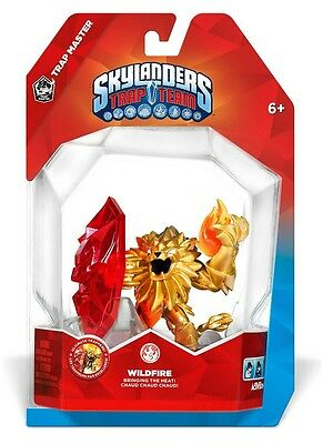 Skylanders Trap Team Trap Master WILDFIRE Character Pack New