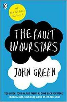 The Fault in Our Stars by John Green New Paperback Book