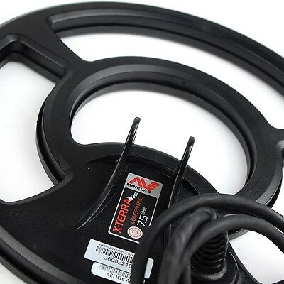 """X-TERRA 9"""" CONCENTRIC 7.5KHZ Coil - Metal / Gold Detecting"""