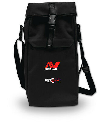 Minelab SDC 2300 Back Pack Carry Bag - Metal / Gold Detecting