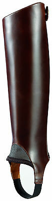 ARIAT - Unisex Close Contact Chap - Waxed Chocolate - ( 10004545 ) - New