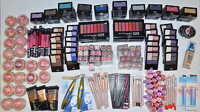 250 pcs Assorted Maybelline Cosmetics!