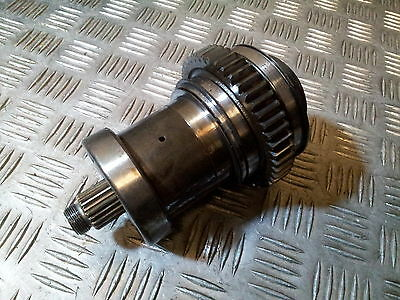 1996 Yamaha diversion 900 Gearbox gear drive shaft