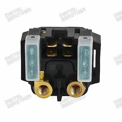 Relay Starter Solenoid For Yamaha YZFR1 YZF-R1 1999 2000 2002-2006 2009