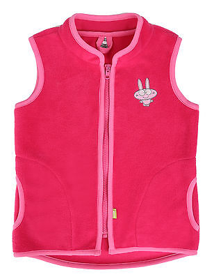 Kinder Kleinkind Fleeceweste Weste  WINDY 550er Fleece von be! baby