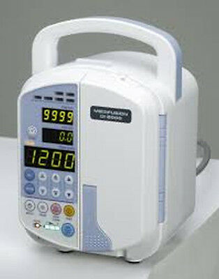 New Small Compact Medifusion DI-2000 Fluid IV Infusion Pump for Veterinary Use