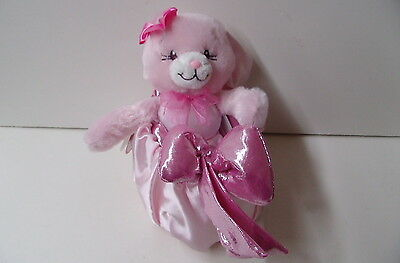 Aurora Collectible Blossom The Rabbit In a Pet Carrier(08566)