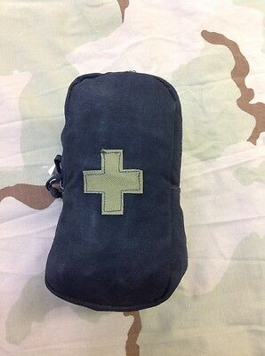 US MOJO 112 IFAK INDIVIDUAL MEDICAL KIT MOLLE SPECIAL FORCES CAG USED (65_100)