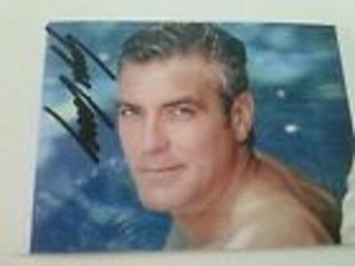 Photo de George Clooney signature autographe E3!!!!!!!!!!!!!!!!!!!!!!!!!!!!!!!!!