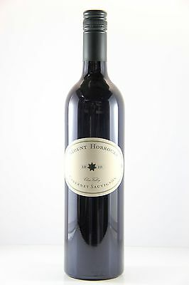 Mount Horrocks Cabernet Sauvignon 2010 Red Wine, Clare Valley