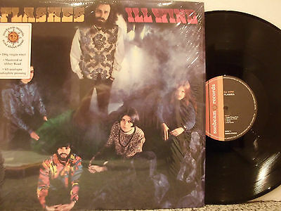 ILL WIND Flashes 1968 USA re SUNBEAM  PSYCH 2 LP in shrink