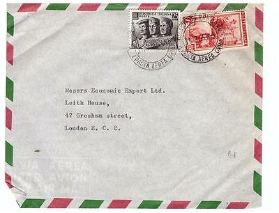 shop1319 Italy  cover to London