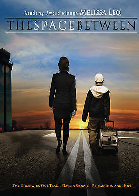 THE SPACE BETWEEN.DVD.NEW.EMMY.MELISSA LEO.10TH ANIVERSARY OF 9/11.